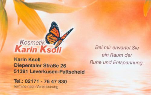Kosmetik Karin Ksoll